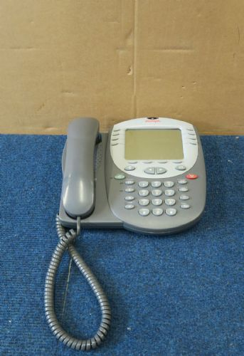 Avaya 5420 IP Office Digital LCD Display Telephone Phone With Handset 700339823